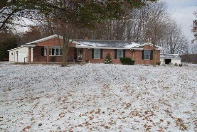 Union County Single Family Home For Sale: 15038 State Route 47