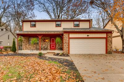 Westerville Single Family Home For Sale: 473 S Spring Road