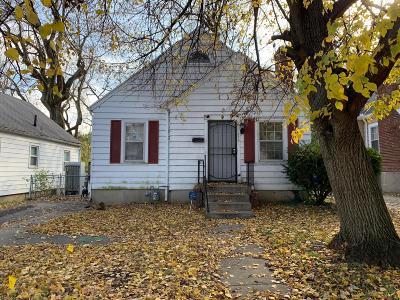 Dayton Single Family Home For Sale: 170 W Hudson Avenue