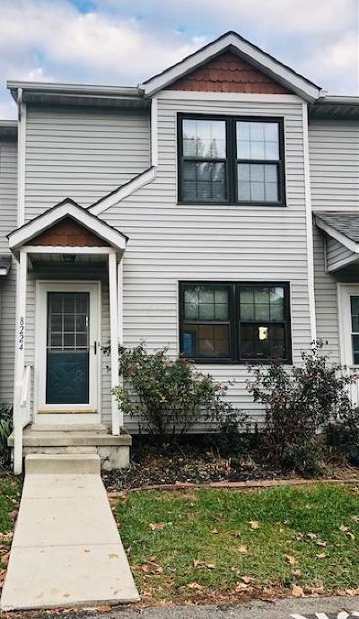 Westerville Condo Contingent Finance And Inspect: 8224 Baltimore Avenue #2B