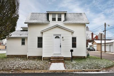 Groveport Single Family Home Contingent Finance And Inspect: 527 Elm Street