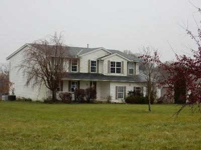 Mount Vernon OH Single Family Home For Sale: $181,000