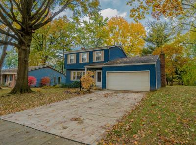 Westerville Single Family Home For Sale: 130 Fairdale Avenue