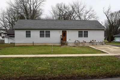 Union County Single Family Home Contingent Finance And Inspect: 209 E Blagrove Street