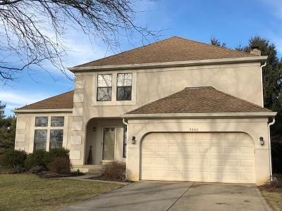 Dublin Single Family Home For Sale: 5940 Muncie Court
