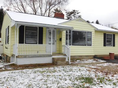 Newark Single Family Home For Sale: 709 N 21st Street