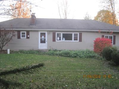 Jamestown OH Single Family Home For Sale: $75,100