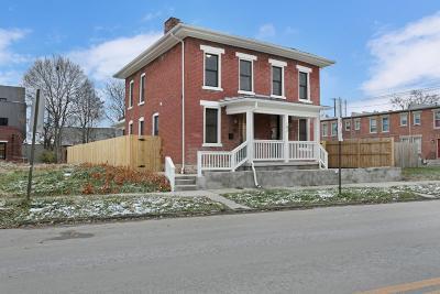Columbus Single Family Home For Sale: 192 E 2nd Avenue