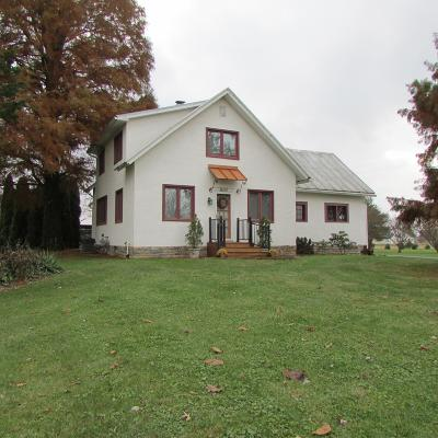 Single Family Home For Sale: 1670 Cheshire Road