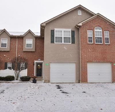 Lewis Center Condo Contingent Finance And Inspect: 744 Spring Valley Drive