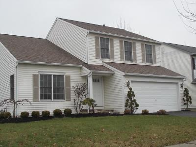 Blacklick Single Family Home Contingent Finance And Inspect: 406 Windsome Drive