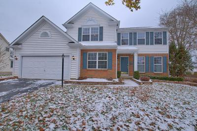 Westerville Single Family Home For Sale: 6617 Hermitage