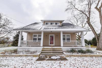 London Single Family Home For Sale: 2180 State Route 56 SW
