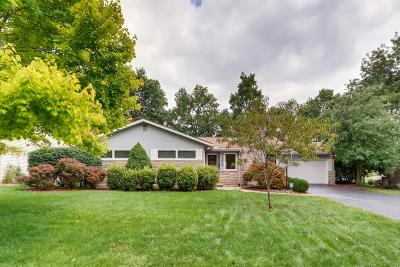 Columbus Single Family Home For Sale: 3876 Mountview Road