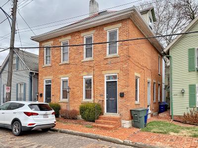 Columbus Multi Family Home For Sale: 524 S Pearl Street