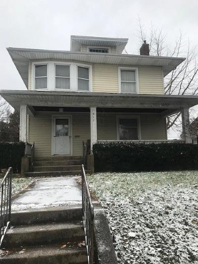 Washington Court House OH Single Family Home For Sale: $94,500