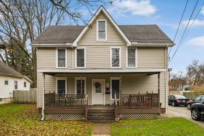 Westerville Single Family Home For Sale: 61 W Main Street