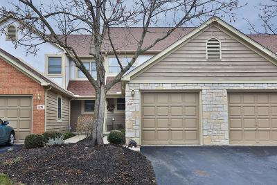 Westerville Condo Contingent Finance And Inspect: 1289 Spring Brook Court