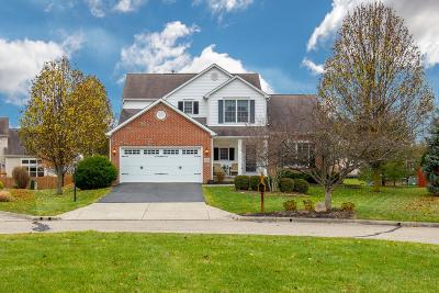 Westerville Single Family Home For Sale: 6022 Maisa Court