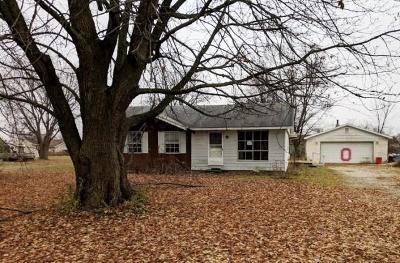 Bloomingburg OH Single Family Home For Sale: $41,800