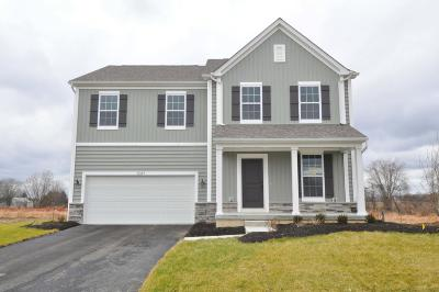Pickerington Single Family Home For Sale: 12147 Prairie View Drive NW #Lot 87