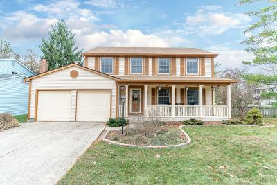 Dublin OH Single Family Home Contingent Finance And Inspect: $280,000