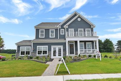 Powell Single Family Home For Sale: 6159 Heather Ridge Drive