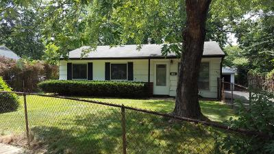Columbus Single Family Home For Sale: 1703 Dundee Place