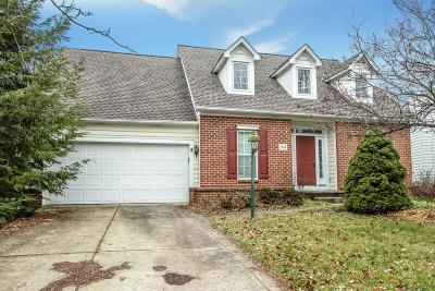 Westerville Single Family Home For Sale: 6814 Peachtree Circle