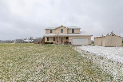 Johnstown Single Family Home For Sale: 9179 Crouse Willison Road