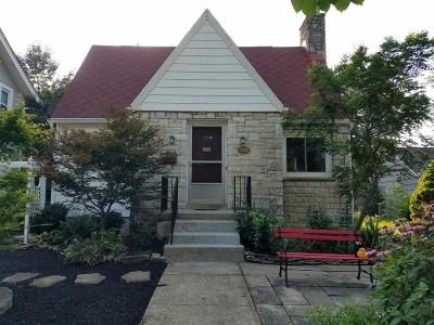 Bexley Single Family Home Sold: 802 Montrose Avenue