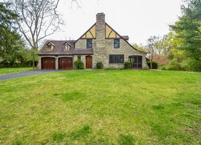 Columbus Single Family Home For Sale: 2495 Brookwood Road