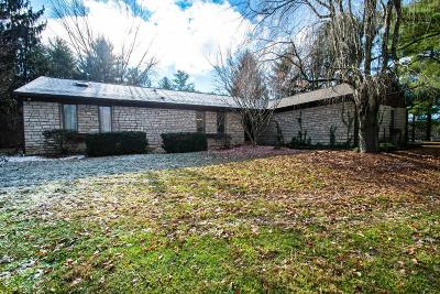 Single Family Home For Sale: 6140 Sherman Road