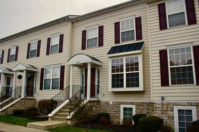 New Albany Condo Contingent Finance And Inspect: 7047 Monarchos Drive