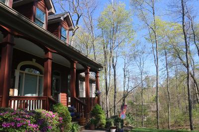 Newark Single Family Home For Sale: 8020 Pleasant Chapel Road