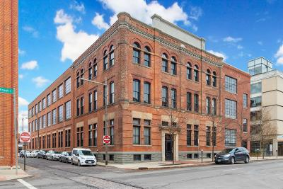 Columbus Condo For Sale: 570 S Front Street #207