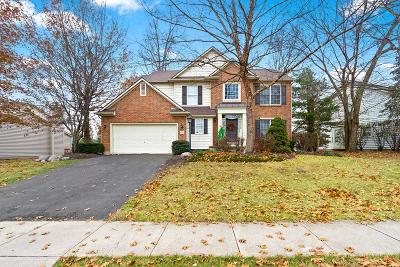 Westerville Single Family Home Contingent Finance And Inspect: 6281 Interlachen Avenue