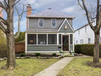 Columbus Single Family Home For Sale: 922 Palmer Road