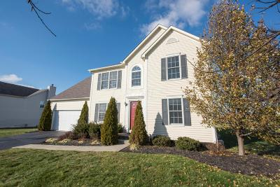 Pickerington Single Family Home For Sale: 12800 Saratoga Lane