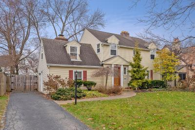 Upper Arlington Single Family Home For Sale: 1865 Chatfield Road