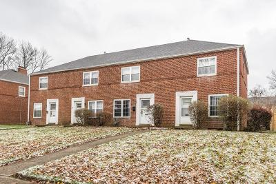 Columbus Multi Family Home Contingent Finance And Inspect: 597 Chatham Road
