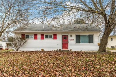 Westerville Single Family Home For Sale: 108 Llewellyn Avenue