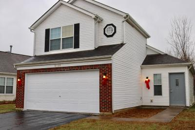 Columbus Single Family Home Contingent Finance And Inspect: 2035 Waymont Road