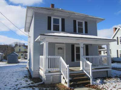Fredericktown Single Family Home Contingent Finance And Inspect: 277 Grant Street