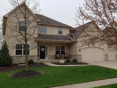 Powell Single Family Home For Sale: 8682 Coldwater Drive