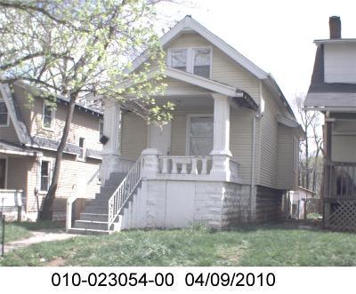 Columbus Single Family Home For Sale: 1032 Miller Avenue