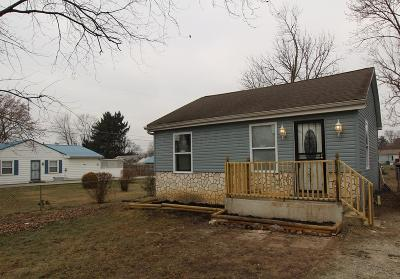 Columbus Single Family Home For Sale: 490 Rumsey Road