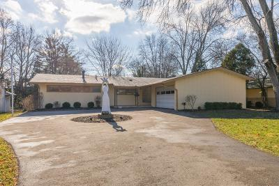 Columbus Single Family Home Contingent Finance And Inspect: 3181 E Broad Street