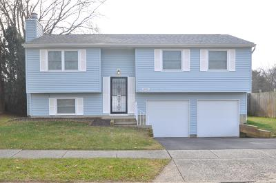 Groveport Single Family Home Contingent Finance And Inspect: 3993 Platte Avenue
