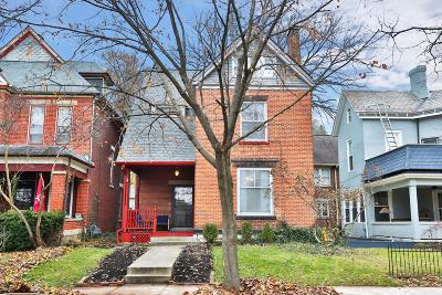Columbus Single Family Home Contingent Finance And Inspect: 1323 Forsythe Avenue